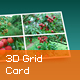 XML 3D Grid Card - ActiveDen Item for Sale
