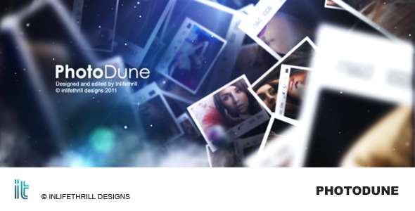 After Effects Project - VideoHive PhotoDune 460114