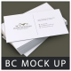 Photo Realistic Business Card Mock Up Pack - 02 - GraphicRiver Item for Sale