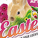 Easter - Flyer Template - GraphicRiver Item for Sale