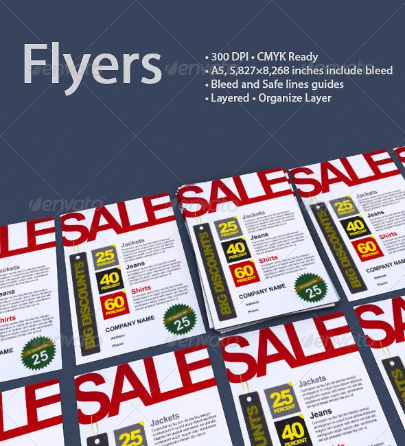 GraphicRiver Sale 419277