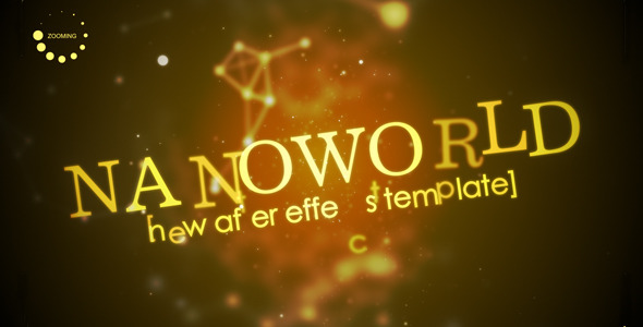 After Effects Project - VideoHive Nanoworld 461003