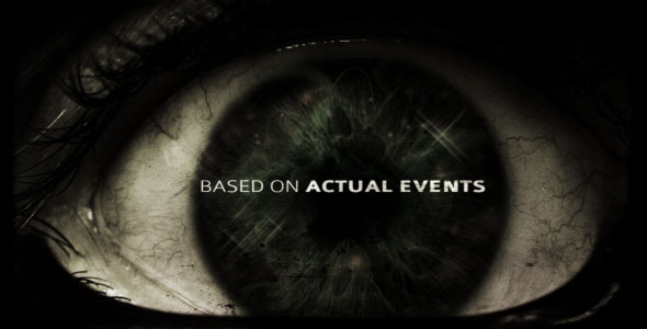 After Effects Project - VideoHive Scary Titles 461006