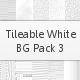 Tileable White Background Pack 3 - GraphicRiver Item for Sale