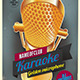 Karaoke Vintage Flayer / Poster - GraphicRiver Item for Sale