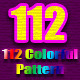 112 Colorful Pattern - GraphicRiver Item for Sale