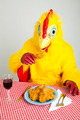 Chicken Man - Cannibalism - PhotoDune Item for Sale