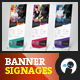 Hire Me - Banner Signage 1 - GraphicRiver Item for Sale