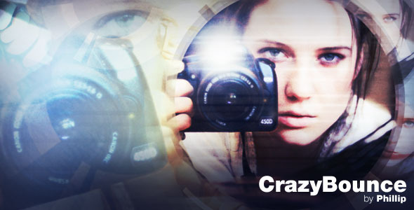After Effects Project - VideoHive CrazyBounce 466160