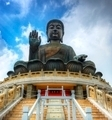 Giant Buddha of Hong Kong - PhotoDune Item for Sale