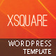 xSquare - Responsive & Clean Wordpress Template - ThemeForest Item for Sale