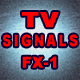 TV SIGNALS - FX-1 (FULL HD) - VideoHive Item for Sale