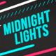 Midnight Lights Promotion - VideoHive Item for Sale