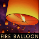 Fire Balloon Photo Gallery - VideoHive Item for Sale