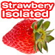 Strawberry Isolated  - GraphicRiver Item for Sale
