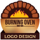 Oven Logo - GraphicRiver Item for Sale