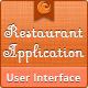 Restaurant Application - GraphicRiver Item for Sale