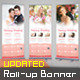 Corporate Roll-up Banner - Wedding - GraphicRiver Item for Sale