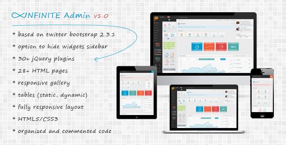 infinite-reponsive-admin-template