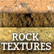 4 Rock Textures - GraphicRiver Item for Sale