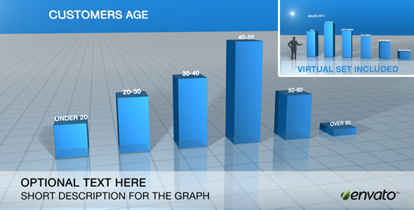 After Effects Project - VideoHive Statistics Package 471418