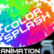 Flash Background Color Splash and Preloader - ActiveDen Item for Sale