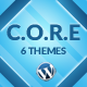 Core - Multipurpose One Page Theme - ThemeForest Item for Sale