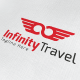 Infinity Travel Logo - GraphicRiver Item for Sale