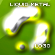 Liquid Metal / Plasma Logo / Preloader - ActiveDen Item for Sale