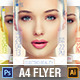 Electro Beauty Flyer - GraphicRiver Item for Sale