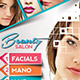 Beauty Salon Poster/flyer & Magzine Cover - GraphicRiver Item for Sale