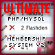 Ultimate PHP / MySQL Membership System - ActiveDen Item for Sale