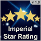 Imperial Star Rating - CodeCanyon Item for Sale