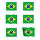 Brazil Flag Set - GraphicRiver Item for Sale