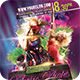 Beach Party Flyer 6 x 4 - GraphicRiver Item for Sale