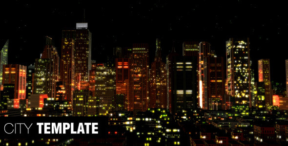 After Effects Project - VideoHive City Template 475323