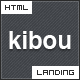 Kibou - Landing page for business - ThemeForest Item for Sale