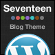 Seventeen WordPress Theme - ThemeForest Item for Sale