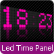 Led Time Panel - CodeCanyon Item for Sale