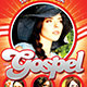 The Gospel: Church Concert Flyer Template - GraphicRiver Item for Sale