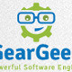 Gear Geek Logo - GraphicRiver Item for Sale