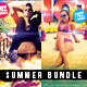 Summer Flyer Bundle Vol_02 - GraphicRiver Item for Sale