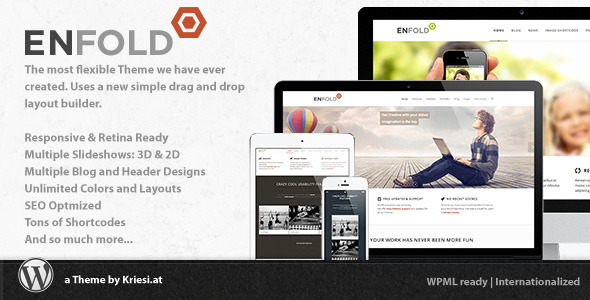 Enfold - Best WordPress Themes for Photographers