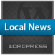 Local News - WP News Theme with Mobile Version - ThemeForest Item for Sale