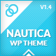 Nautica – Responsive Multi-Purpose WordPress Theme - ThemeForest Item for Sale