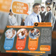 Corporate Business Flyer 004 - GraphicRiver Item for Sale