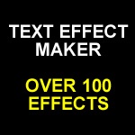Text effect - ActiveDen Item for Sale