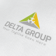 Delta Group Logo - GraphicRiver Item for Sale
