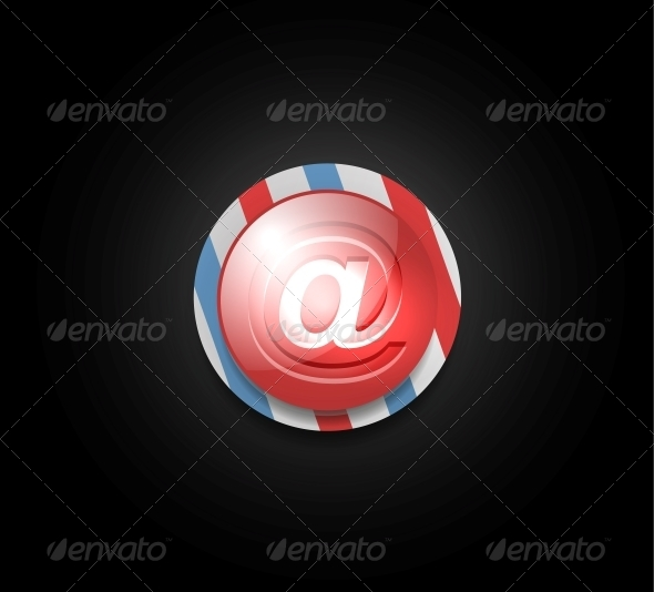 GraphicRiver Email Vector Icon 4538361