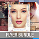 Electro Beauty Flyer Bundle - GraphicRiver Item for Sale